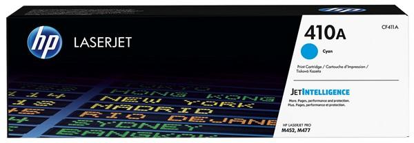HP Toner CF411A 410A Cyan - pr_1699443