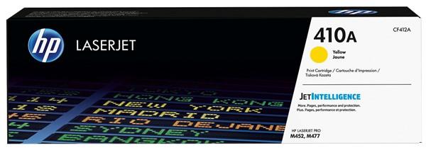 HP Toner CF412A 410A Yellow - pr_1699444