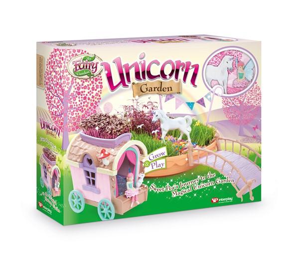 My Fairy Garden Unicorn Garden -