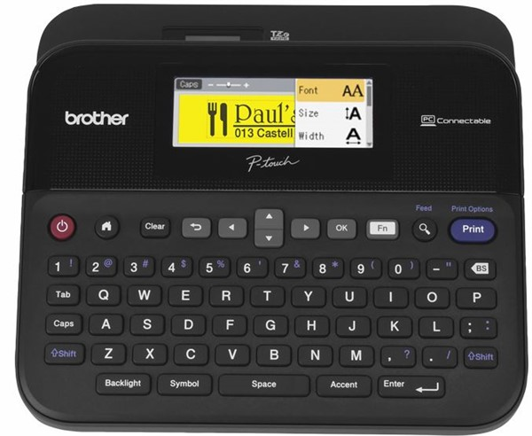 Brother P-Touch Machine PTD600 -