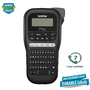 Brother Label Machine P-Touch PTH110 BK Black