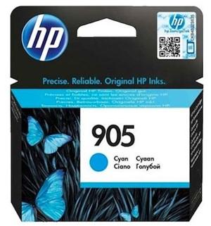 HP Ink Cartridge T6L89AA 905 Cyan -