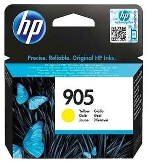 HP Ink Cartridge T6L97AA 905 Yellow -