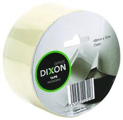 Dixon Packaging Tape Clear 48mmx50m - pr_1702560