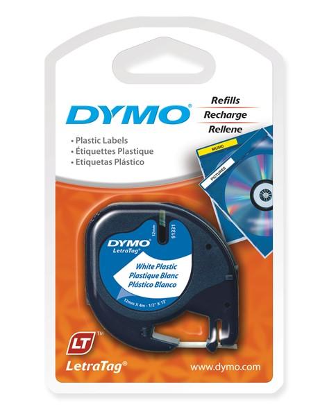 Dymo Letratag Tape -