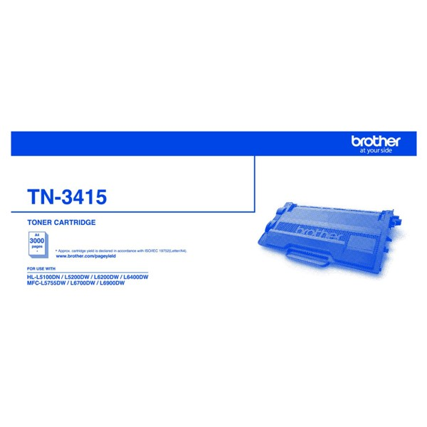 TONER CART BROTHER TN3415 BLACK - pr_1765138