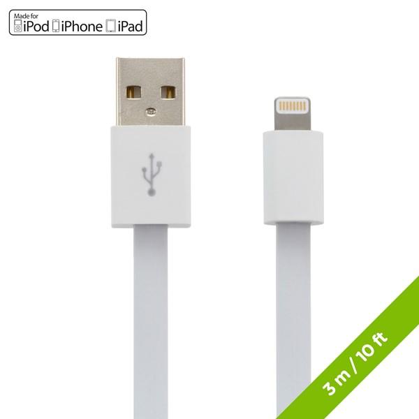 Moki Lightning Cable King Size 3M/10FT -