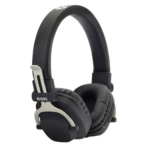 Moki Exo Headphones Bluetooth Double Black - pr_1840452