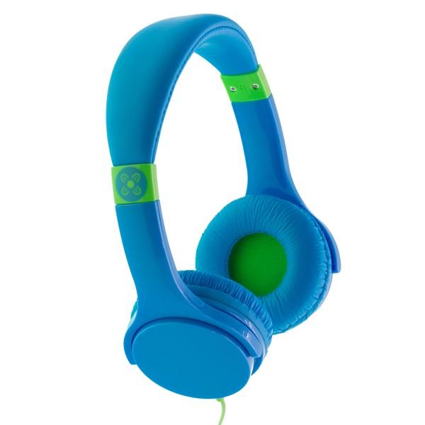 Moki Lil Kids Headphones Blue -