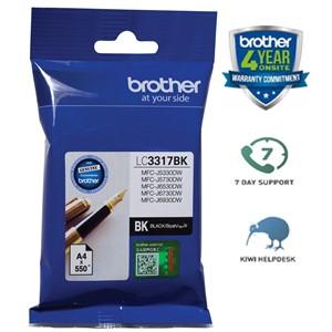 Brother Ink Cartridge LC3317BK Black