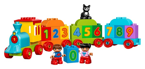 Lego DUPLO- Number Train - pr_426764