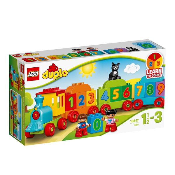 Lego DUPLO- Number Train - pr_426765