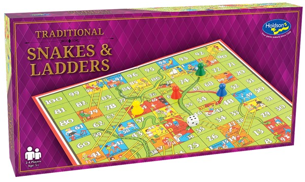 Snakes and Ladders - pr_1724372