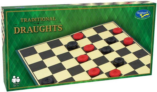 Traditional Draughts - pr_1724374