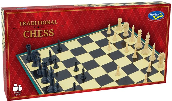 Traditional Chess -