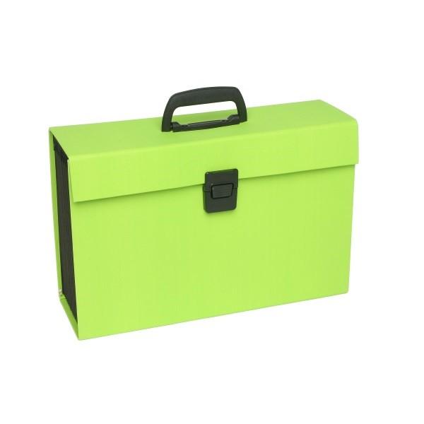 Colourhide My Trusty Expanding File 19 Pocket Lime - pr_1702775