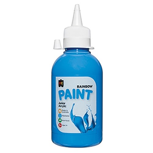 PAINT ACRYLIC EC RAINBOW SKY BLUE 250ML - pr_1774167