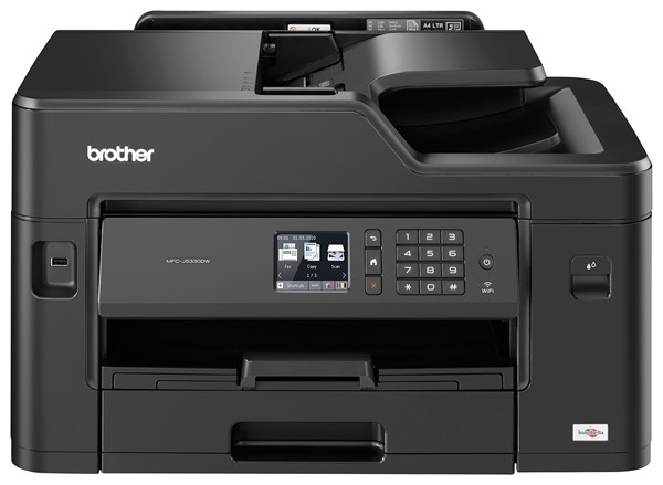Brother Printer MFCJ5330DW Multifunction Color Inkjet Printer - pr_427722