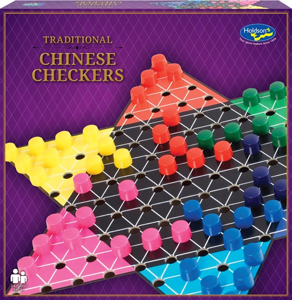 Chinese Checkers Traditional Board Game - pr_1774047
