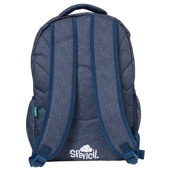 Spencil Sports Collage Backpack 450 X 370mm - pr_1844885