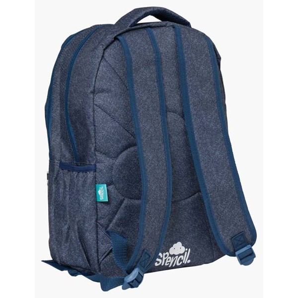 Spencil Sports Collage Backpack 450 X 370mm - pr_1844877