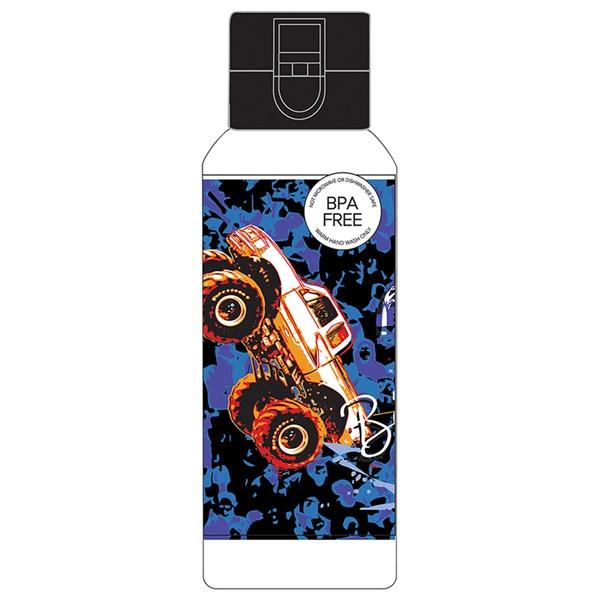 Spencil Big Wheels II Water Bottle -