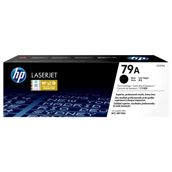 HP 79A Black Toner -