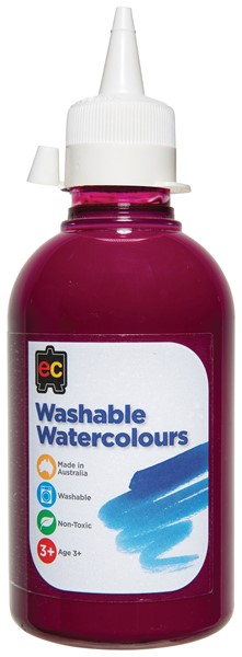 PAINT W/COLOUR EC WASHABLE 250ML MAGENTA - pr_1774135