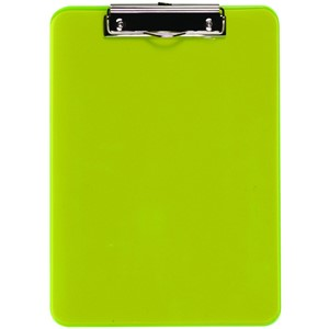 Esselte Plastic Clipboard A4 Neon Green