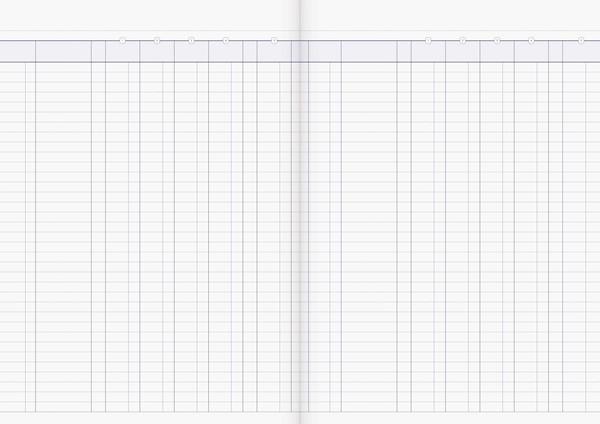 Account Book Milford Limp A4 5MC Green - pr_1773031
