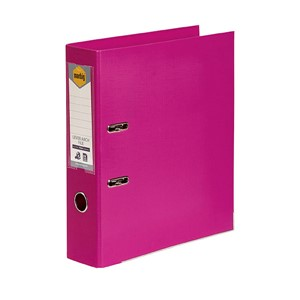 Marbig PE Lever Arch File A4 Pink