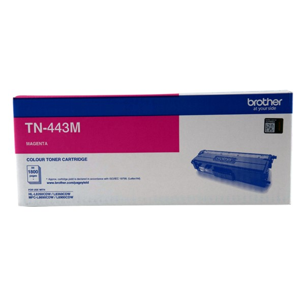 TONER CART OEM BROTHER TN443 MAGENTA - pr_1765228