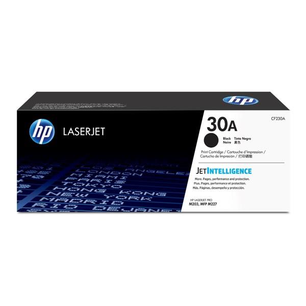 HP Toner OEM Cartridge CF230A 30A Black -