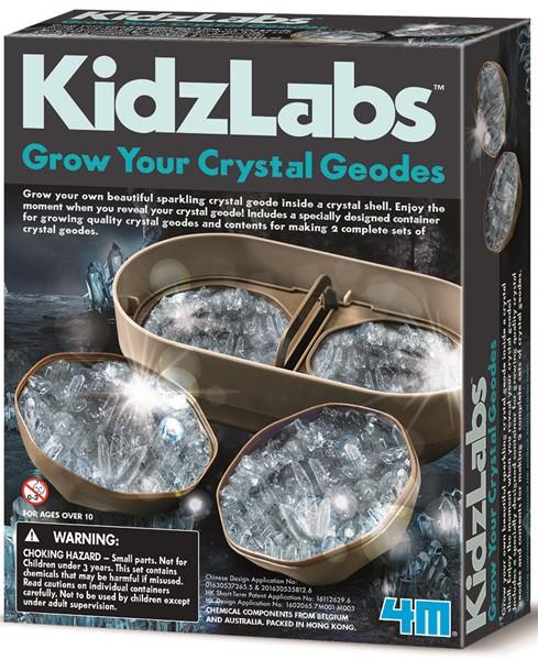 4M KidzLabs  Grow your Crystal Geodes - pr_1774129