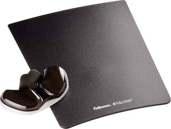 Fellowes Gliding Palm Support & Mouse Pad - pr_1721426