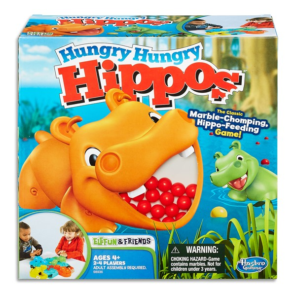 Elefun & Friends - Hungry Hungry Hippos - pr_426772