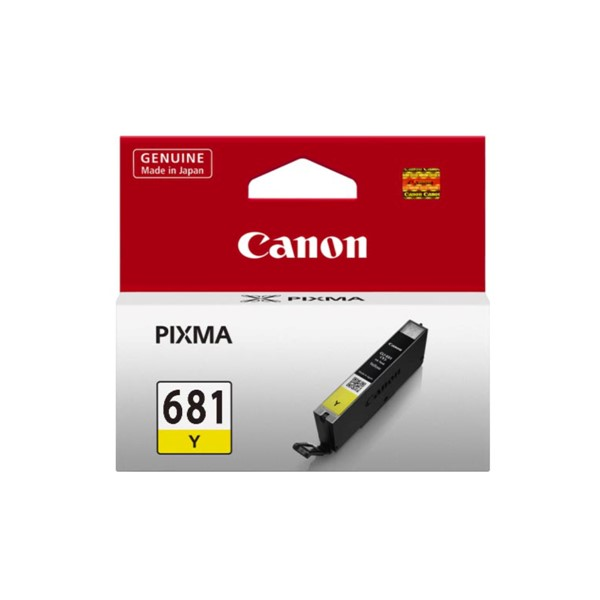 INK CART OEM CANON CLI681 YELLOW - pr_1765257