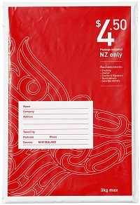NZ Post - Size 2 Postage Included Flat Bag C5  - pr_1772776