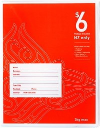 NZ Post - Size 3 Postage Included Flat Bag C4  - pr_1772777