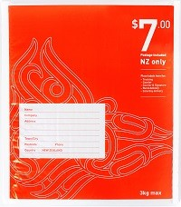 NZ Post - Size 3 Bubble Postage Included Flat Bag C4  - pr_1772771