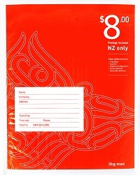 NZ Post - Size 4 Bubble Postage Included Flat Bag FS  - pr_1772773
