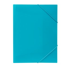 Marbig Document Wallet A4 Brights Marine