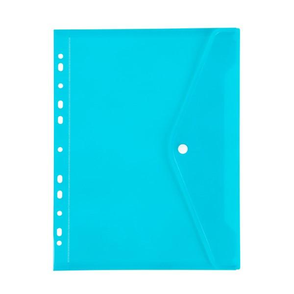 Document Wallet Marbig with Binder Side Open Marine - pr_1702639
