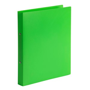 Marbig Ringbinder Soft Cover A4 Lime