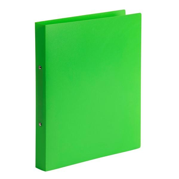 Marbig Ringbinder Soft Cover A4 Lime - pr_1702760