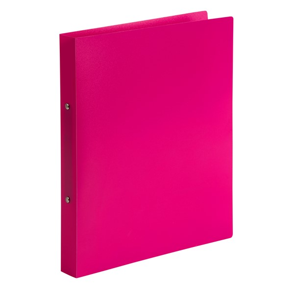 Marbig Ringbinder Soft Cover A4 Pink - pr_1702725