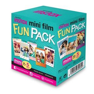 Fujifilm Instax Mini Film Fun 50 Pack