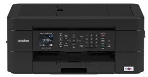 Brother Printer MFCJ491DW A4 Inkjet All In One