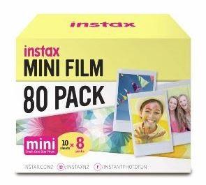 Fujifilm Instax Mini Film Limited Edition 80 Pack -