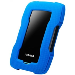 Adata Durable External Hard Drive HD330 1TB USB3.1 Blue